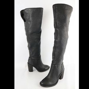 New Vince Camuto Melaya Leather Boots